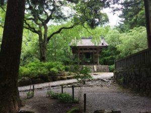 光前寺の鐘