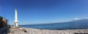 大瀬崎からの海