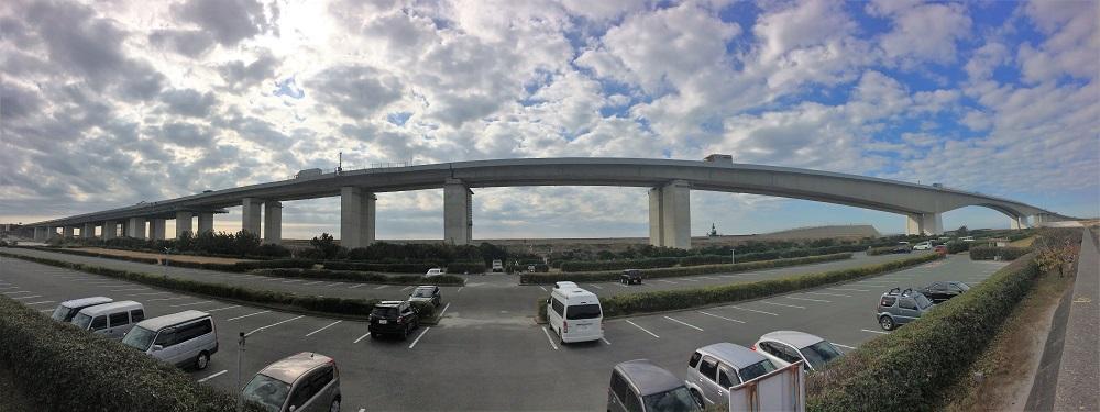 浜名大橋全景