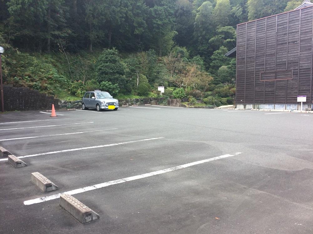 きみくら横駐車場