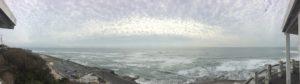 御前崎灯台からの眺め