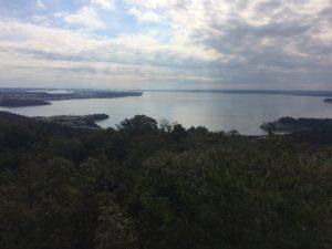 浜名湖西側風景