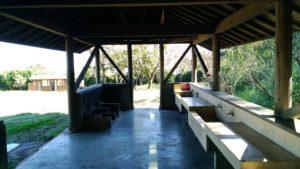 野田山健康緑地公園の炊事場