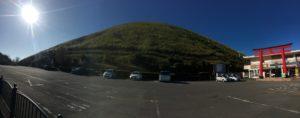 大室山駐車場