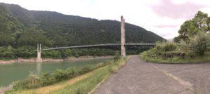 接岨峡大吊橋