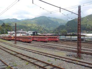 アプト式列車
