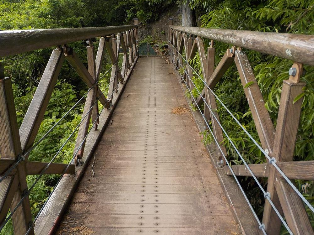 水楢橋全景
