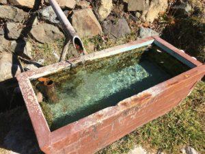 ヨシャーの温泉
