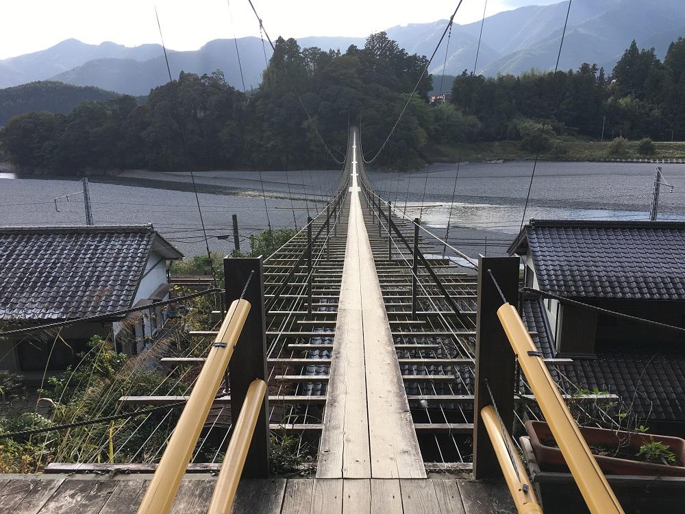 久野脇橋正面