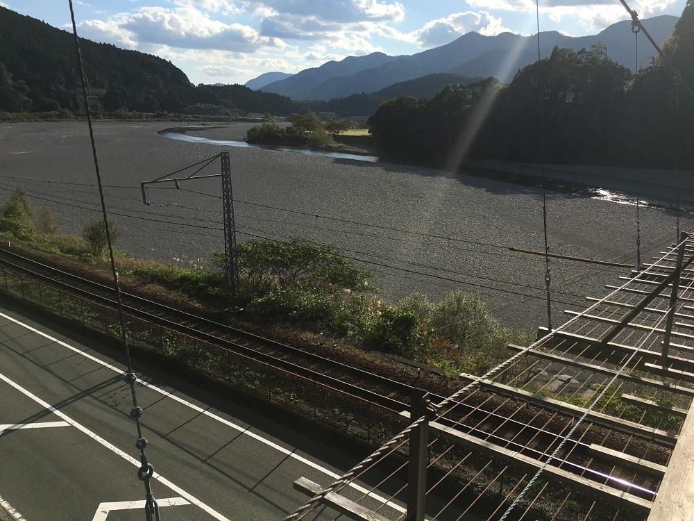 久野脇橋道