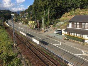 久野脇橋SL